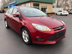 Муки выбора: Ford Focus или Mazda 3?