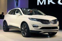 Новый Lincoln MKC 2014