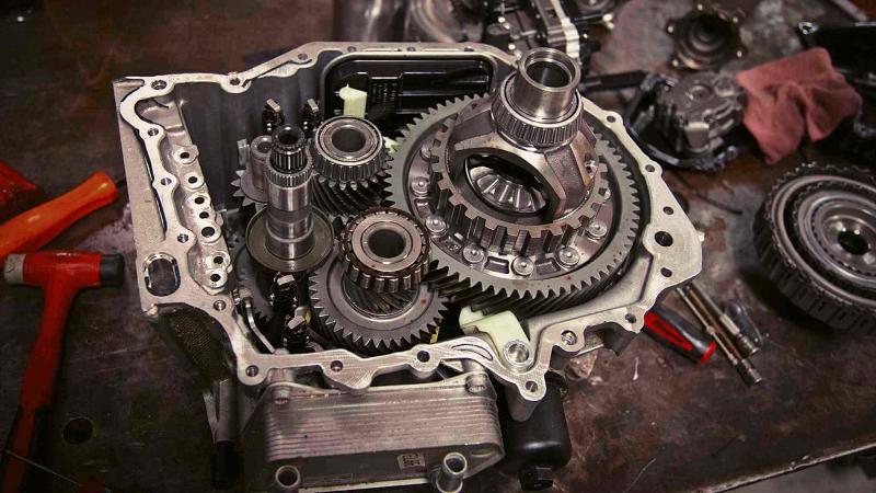 Основні переваги та принцип роботи коробки передач DSG