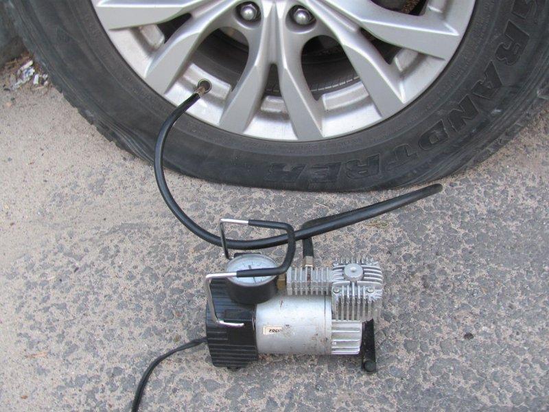 До какого давления следует накачивать в колёса, чтобы уменьшить расход топлива?