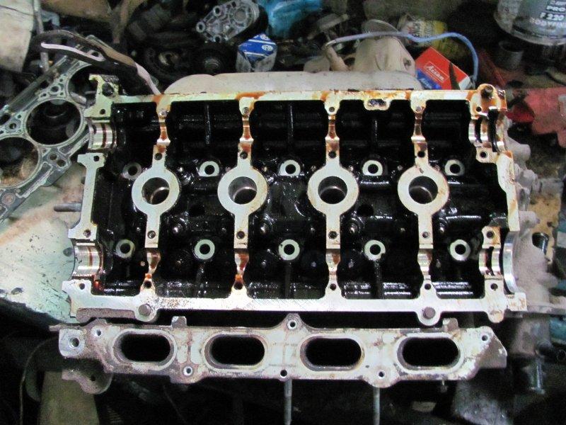 Закоксованный двигун