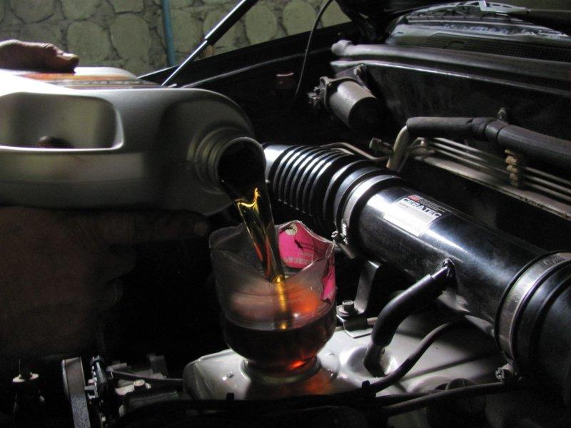 6 фатальних помилок при заміні моторного масла