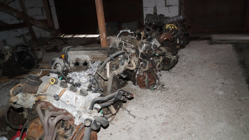Контрактный двигатель: за и против