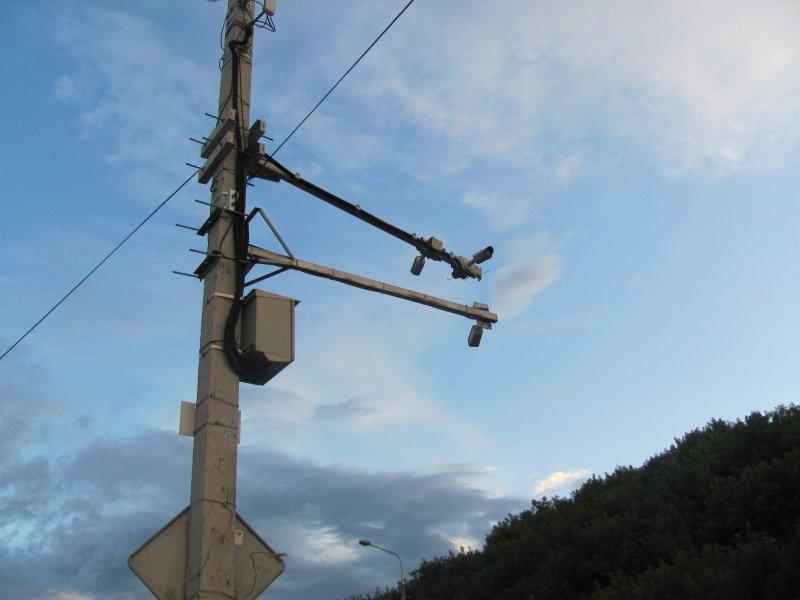 Отличаем настоящие камеры фиксации нарушений ПДД от муляжей