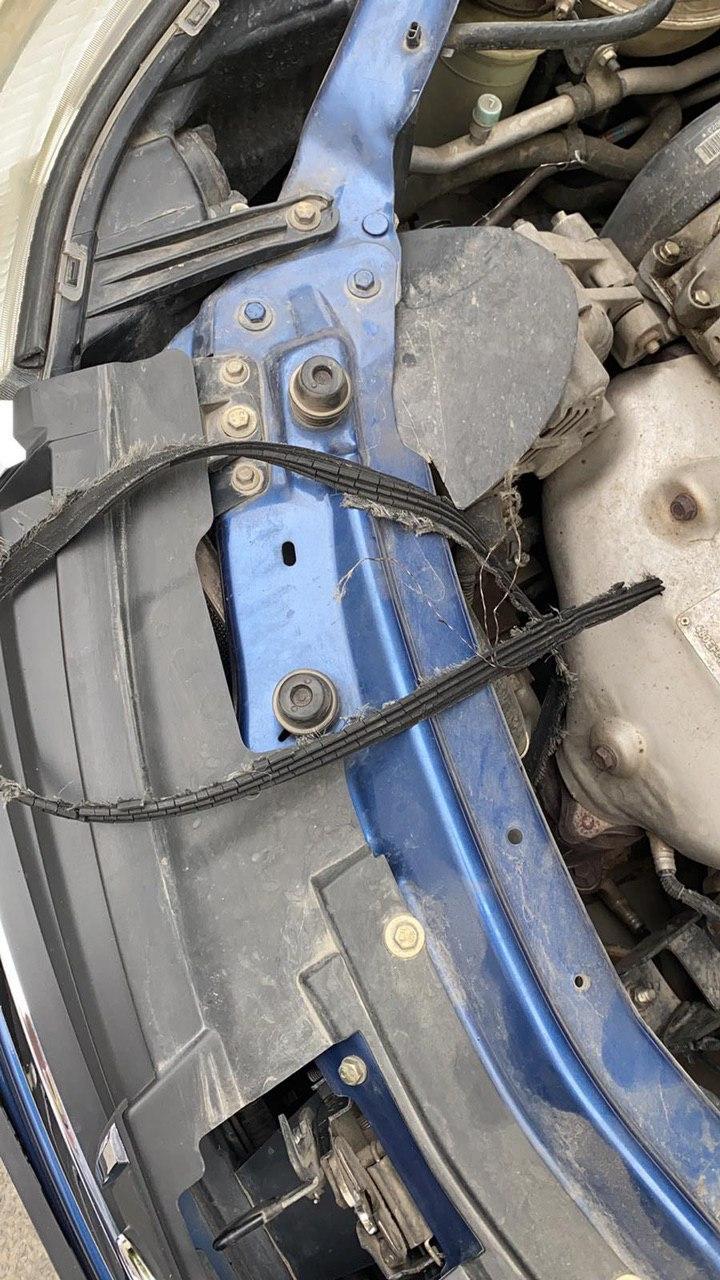 Что делать, если начал свистеть ремень генератора?