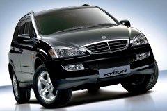 Оригинальная практичность Ssang Yong Kyron: технические характеристики автомобиля