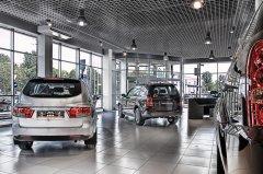 Продажа авто через автосалон