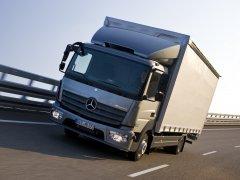 Продажа мерседес атего – обзор и технические характеристики грузовиков мерседес атего