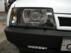 Биксенон на ваз 2109 и светодиодные фары на ваз 2109 – советы по установке