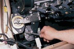Как снять генератор на ваз 2110 - советы автомобилистов по ремонту и обслуживанию