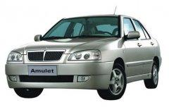 Chery amulet - технические характеристики, конструкция, обслуживание