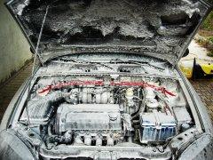 Как вымыть двигатель?