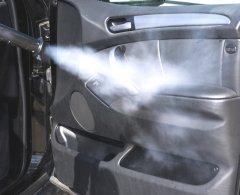 Как осуществляется химическая чистка автомобиля?