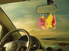 Приятный аромат в машине