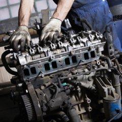 Ремонт автомобильного двигателя