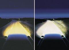 Галогенные лампы для автомобиля