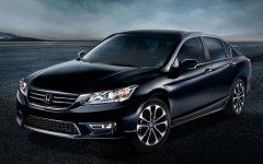 Обзор автомобиля Honda Accord