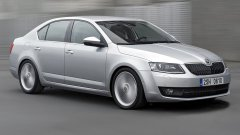 Новая модель Skoda Octavia 2013
