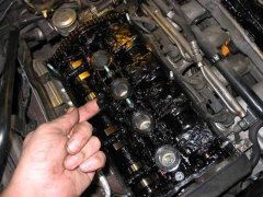 Самостоятельная чистка двигателя от нагара своими руками