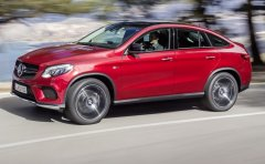 Меrcedes-Benz GLE 450 AMG – достойный соперник BMW X4 и X6