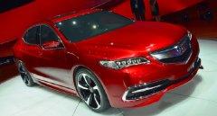 Седан Acura TLX 2016
