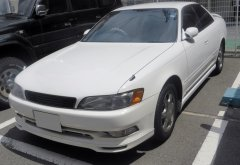 Toyota Mark II x90
