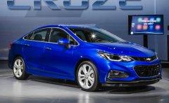 Chevrolet Cruze 2 2016