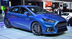 Ford Focus 3 RS 2016