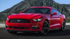 Ford Mustang 6 2016