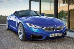 BMW Z5 2017