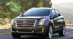 Cadillac XT4 2017