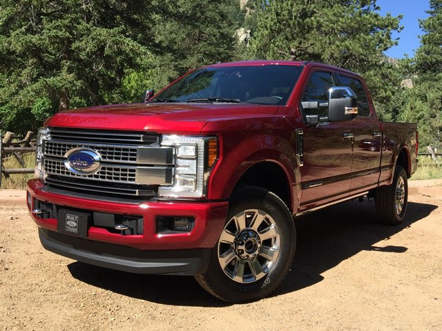 Ford Super Duty F-Series 2017