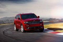 Jeep Grand Cherokee SRT Trackhawk Hellcat 2017