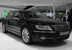 Volkswagen Phaeton 2017