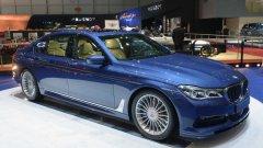 BMW 7 Alpina 2017