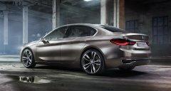 BMW 1-series седан 2017