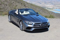Mercedes-Benz SL Roadster 2017