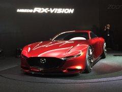 Mazda RX-Vision 2017