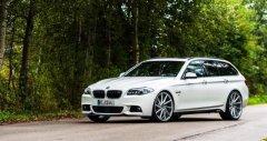 BMW 5-Series Touring 2017
