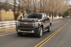 Chevrolet Silverado HD в версии 2019 года