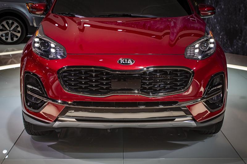 Kia Sportage 2019 – один из самых безопасных компактных внедорожников