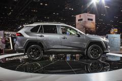 Toyota RAV4 TRD 2019 – кроссовер, который стал внедорожником