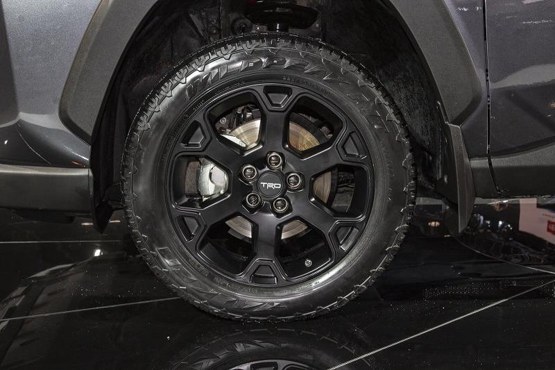 Toyota RAV4 TRD 2019