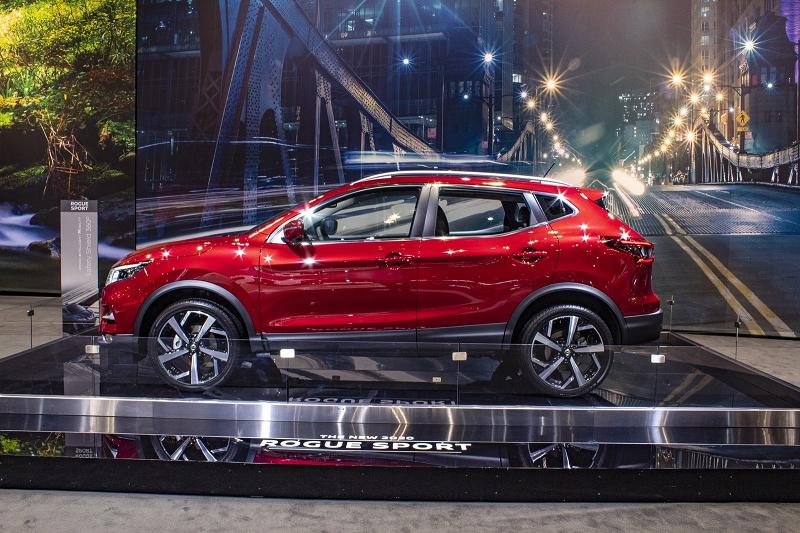 Nissan Rogue Sport 2019