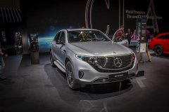 Mercedes-Benz EQC – первый электромобиль автопроизводителя
