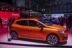 Renault Clio 2019 – новая платформа, новый интерьер, новые двигатели