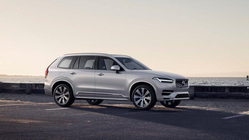 Volvo XC90 2020 модельного года – будет еще более просторный и экономичный