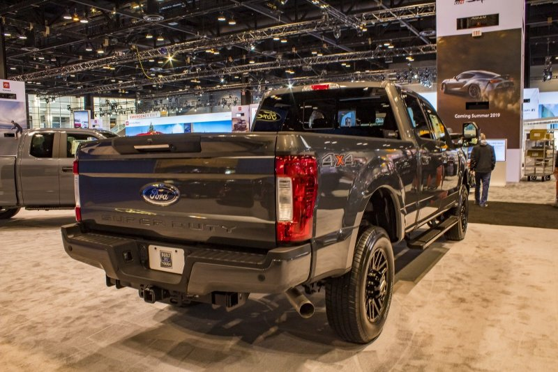 Ford F-350 Super Duty Lariat 2020