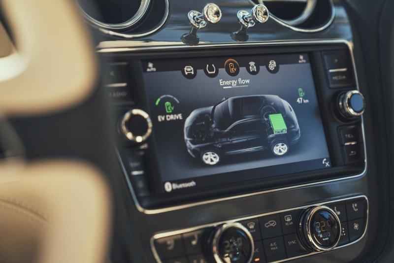 Bentley Bentayga Hybrid 2019 – первый гибрид компании
