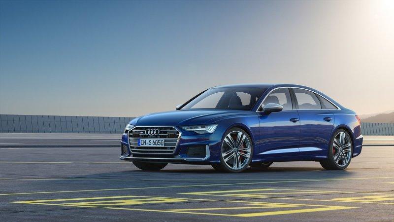 Audi S6 в версии 2020 года